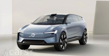Photo Volvo Concept Recharge