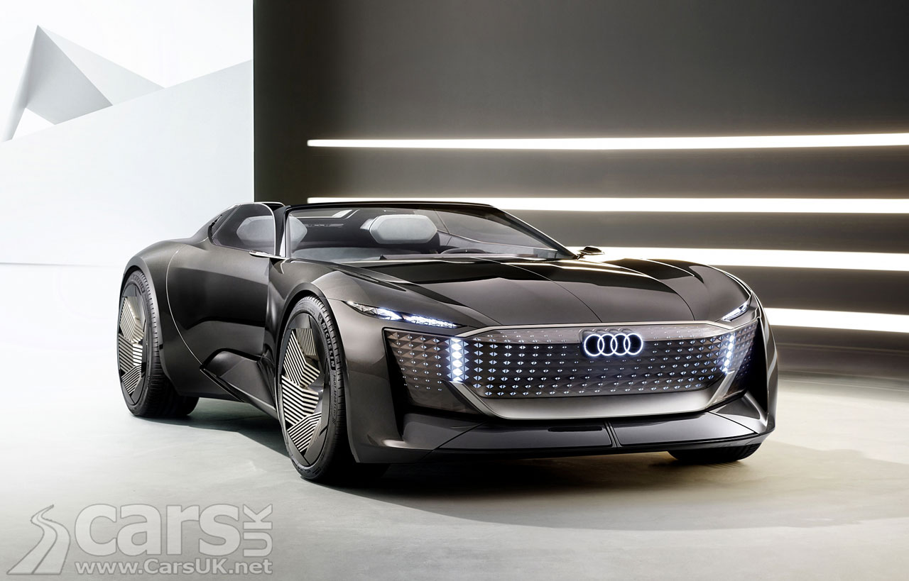 Photo Audi Skysphere Concept