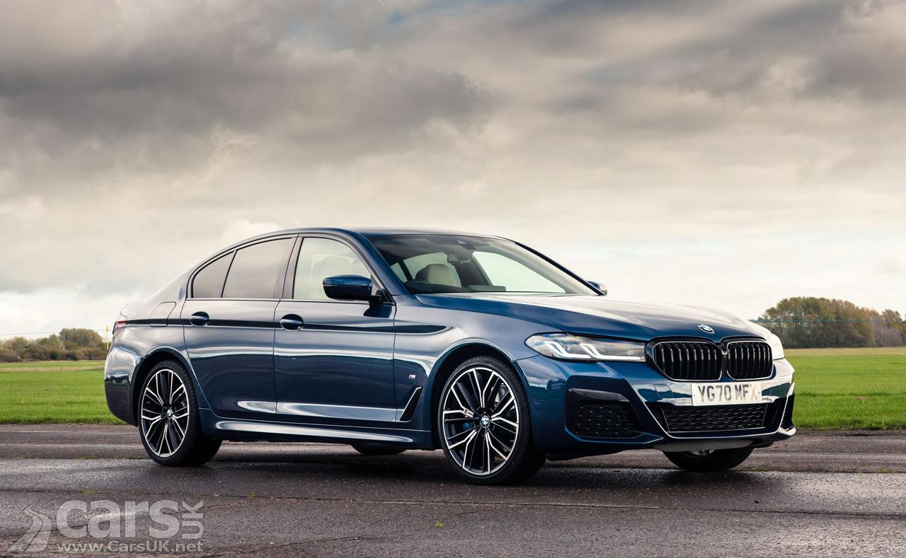 Photo BMW 530e PHEV