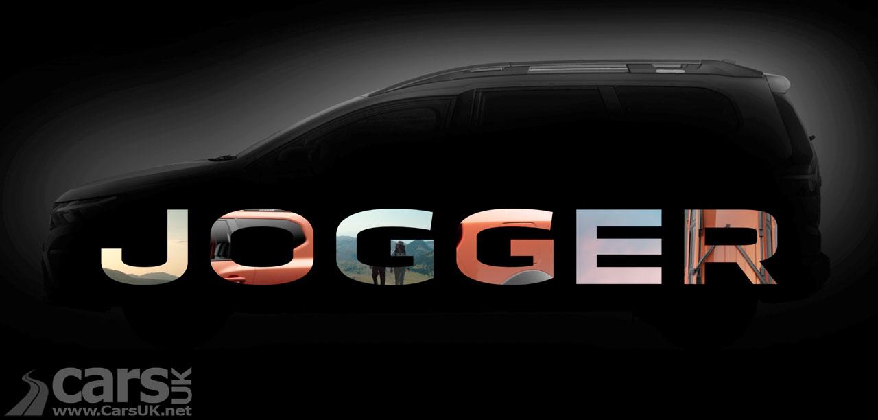 Photo Dacia Jogger tease