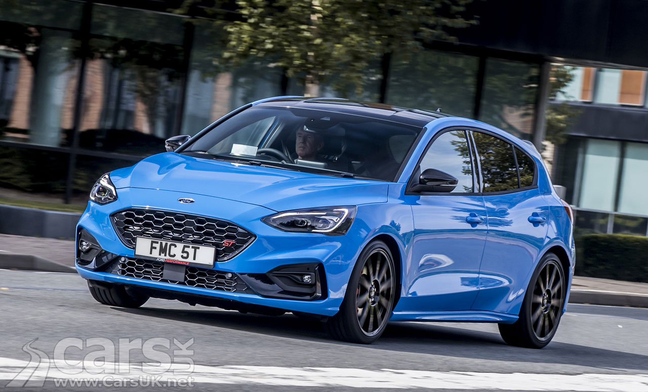 Photo New Ford Focus ST Edition