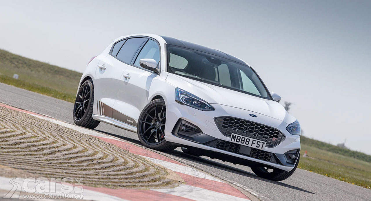 Photo Ford Focus ST Mountune M365