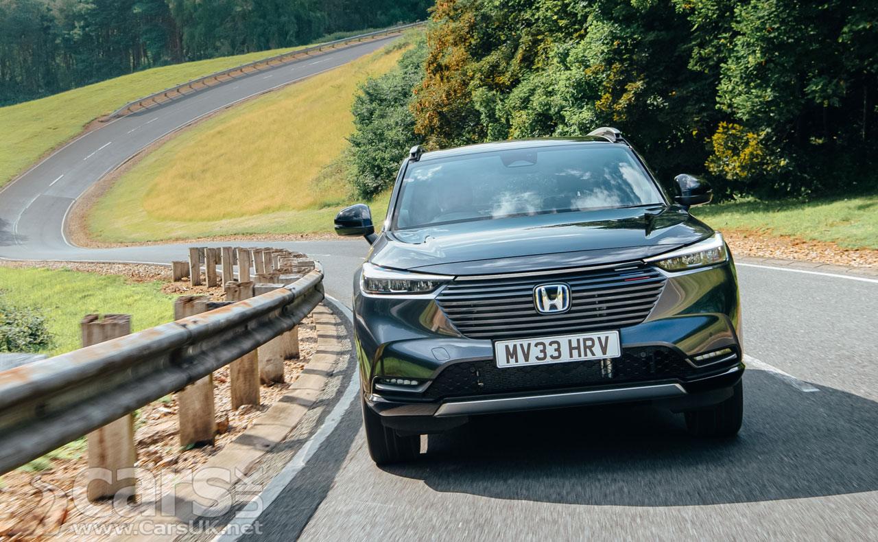 Photo Honda HR-V e:HEV Hybrid