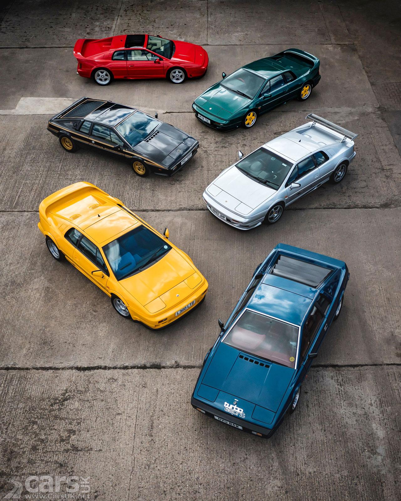 Photo Lotus Esprit Collection 'The Market'