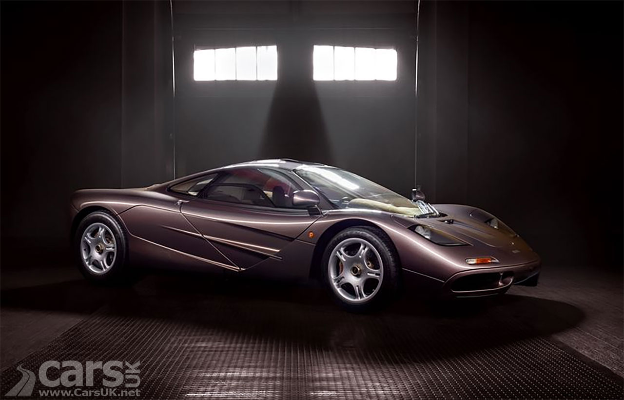 Photo McLaren F1 #029