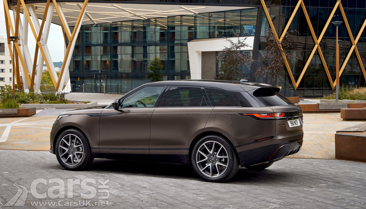 Photo Range Rover Velar Edition