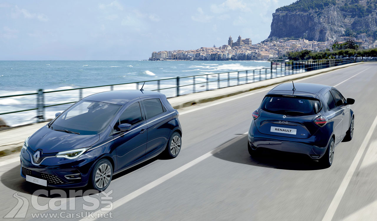 Photo Renault Zoe Riviera Limited Edition