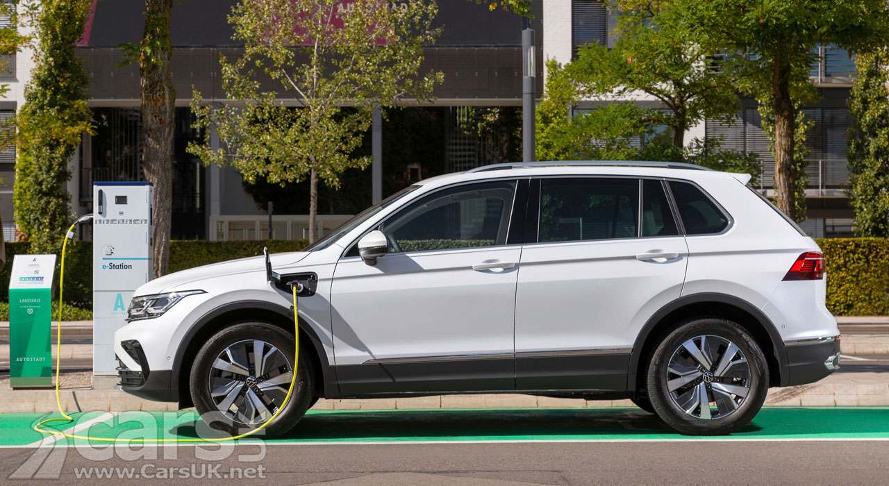 Photo Volkswagen Tiguan eHybrid
