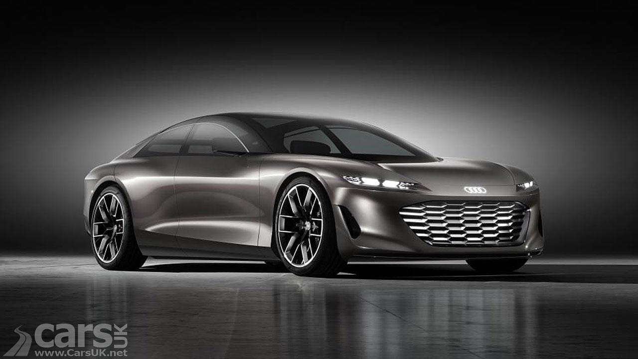 Photo Audi Grandspehere Concept