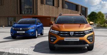 The Dacia Sandero the best-selling car in Europe August 2021 as EV sales beat Diesel sales