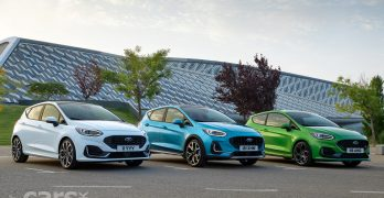 Photo Ford Fiesta UPDATED for 2022