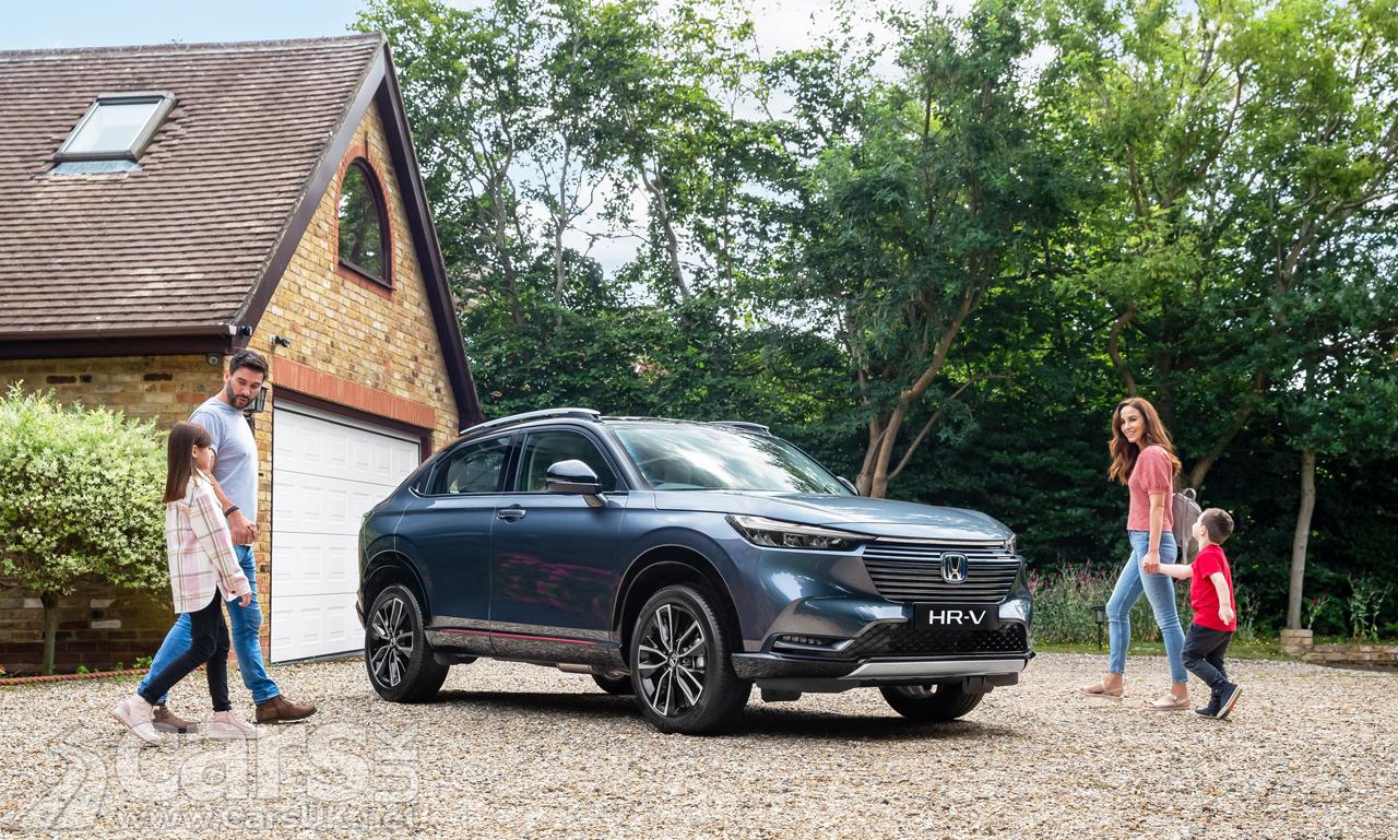 Photo Honda HR-V Hybrid Virtual Showroom
