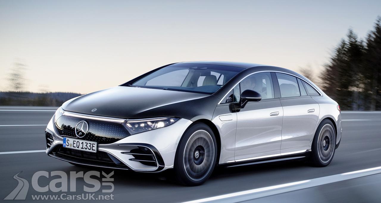 Photo Mercedes EQS 450+ AMG Line