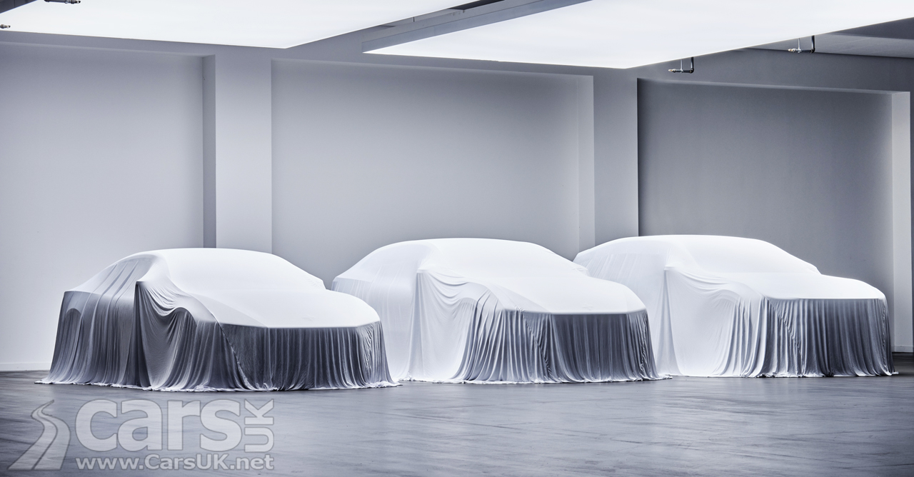 Volvo's Polestar shows three new EVs under covers as it announces planned £14.5 billion public listing