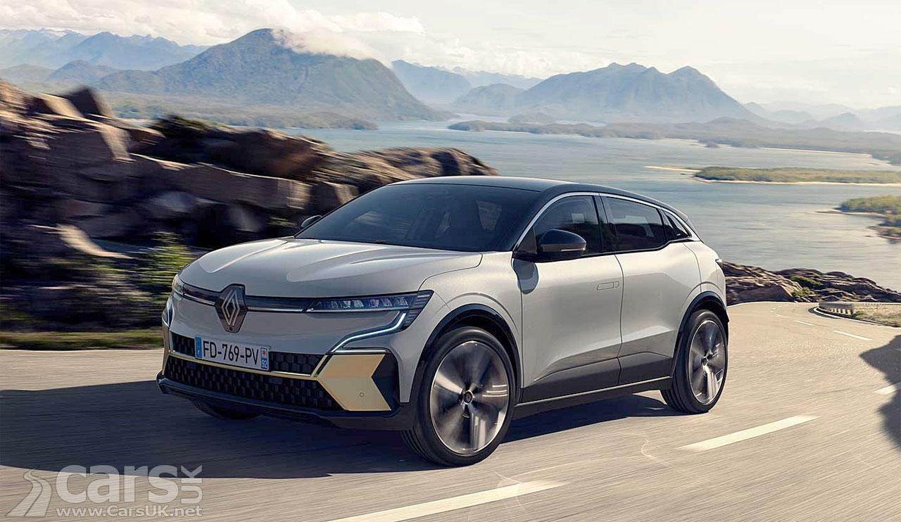 Photo Renault Megane E-Tech Electric