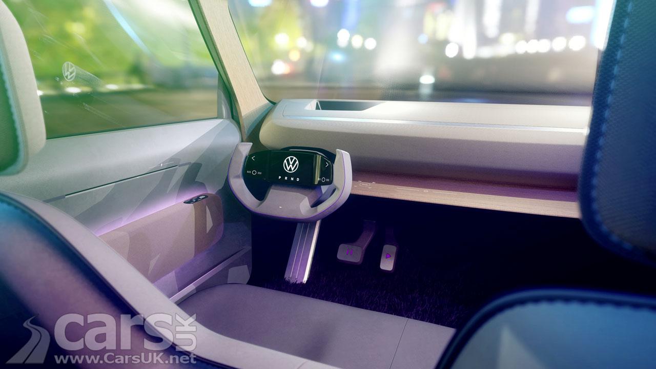 Photo VW ID Life Concept Interior