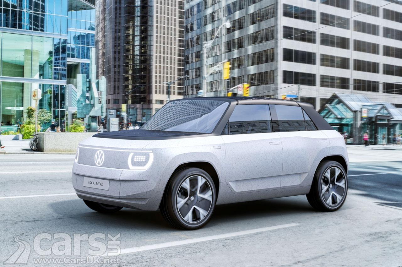 Photo VW ID Life Concept