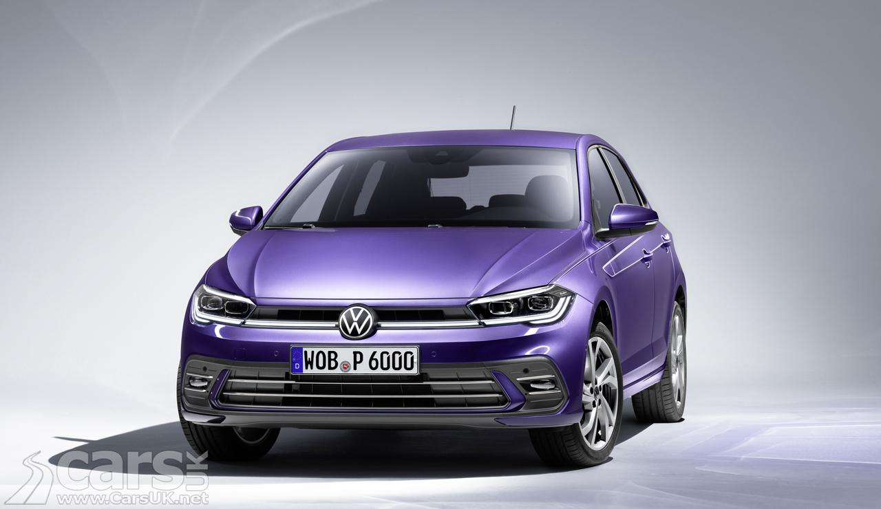 Photo New Volkswagen Polo