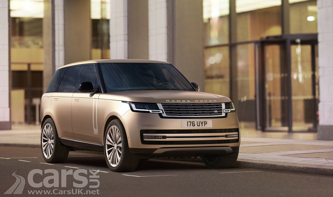 This is the new Range Rover