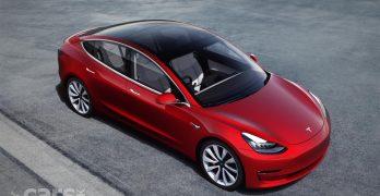 Tesla gets order for 100,000 Model 3 from Hertz