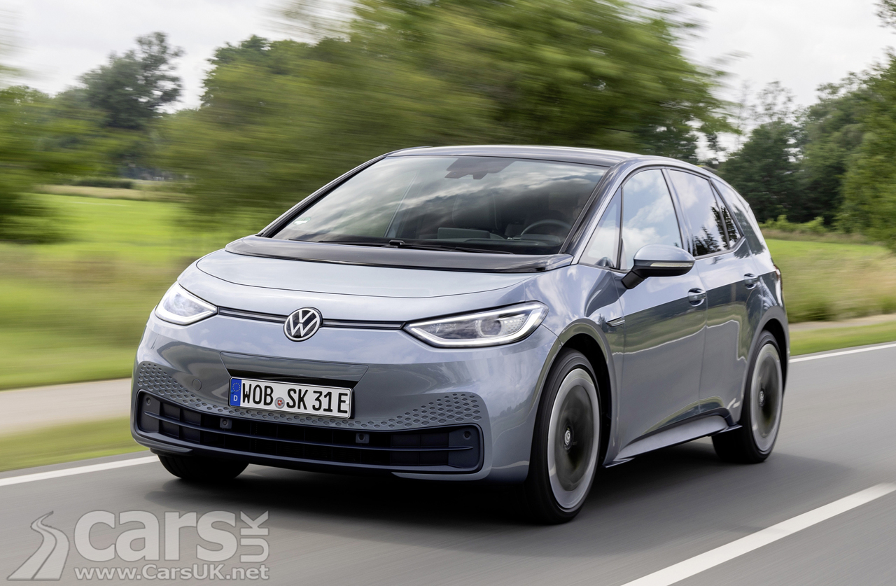 The VW ID.3 EV is attracting a raft of customers new to the VW brand